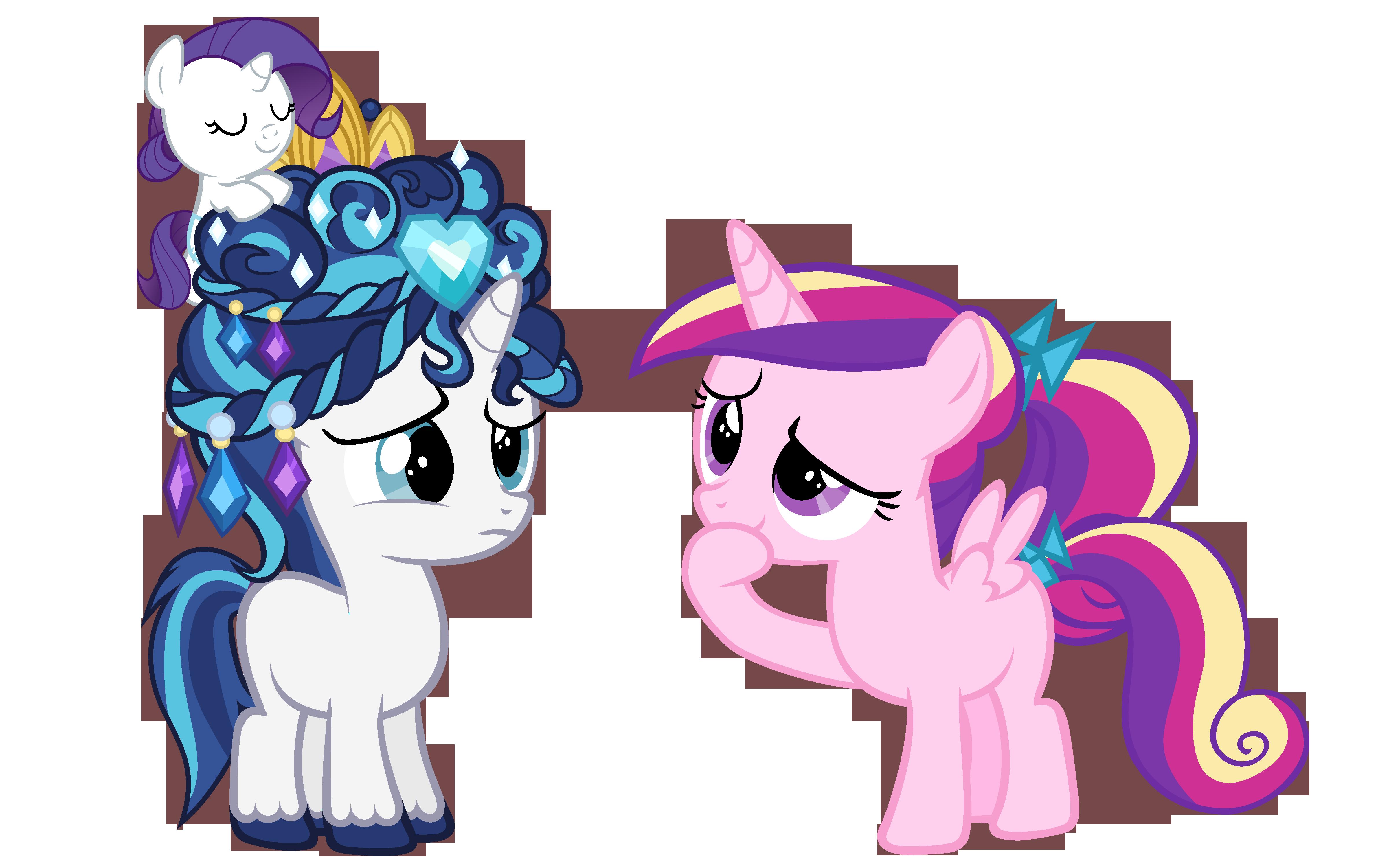 Cadence My Little Pony Filly