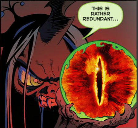 234991 - chrysalis palantir, eye of sauron, idw, lord of the rings