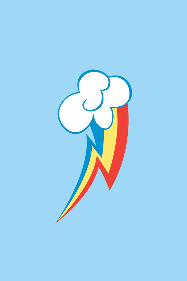 rainbow dash iphone wallpaper - photo #21