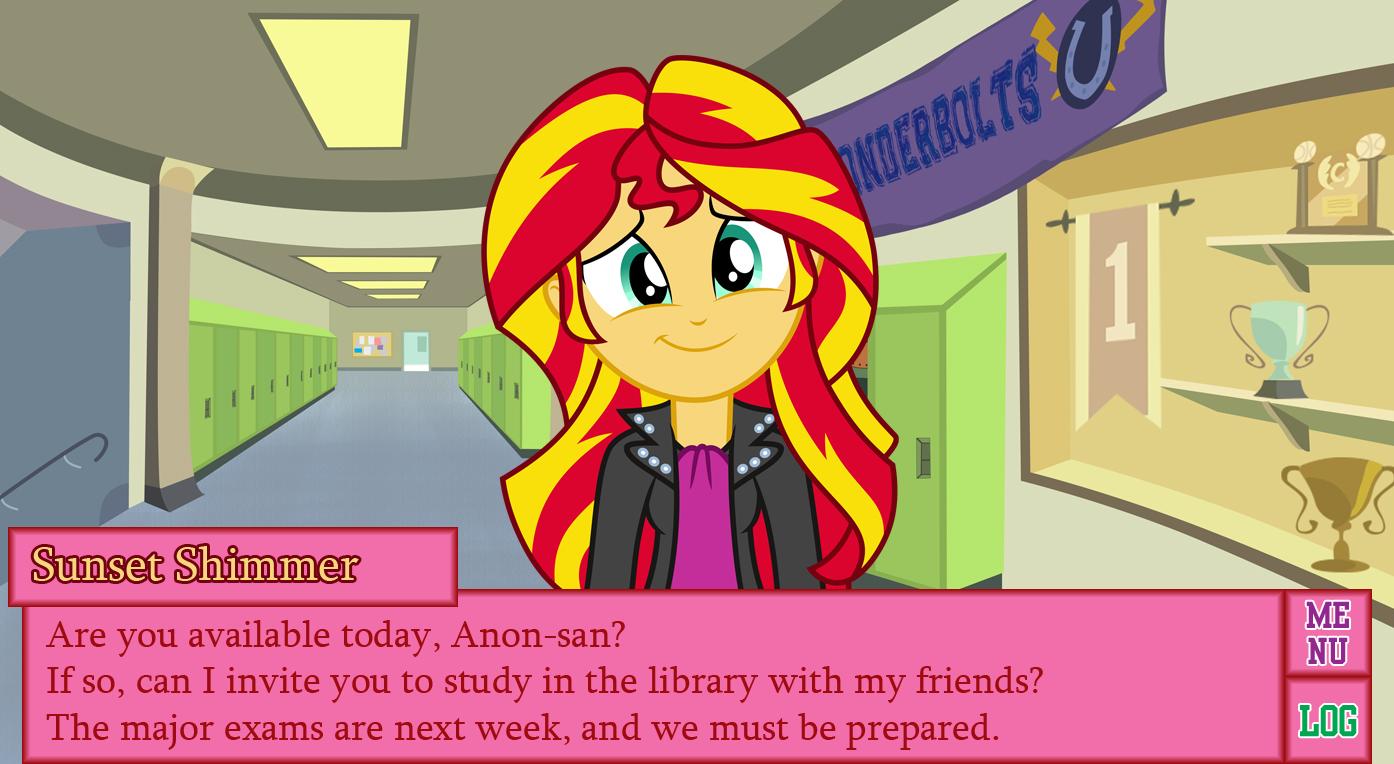 Mlp adult dating sim