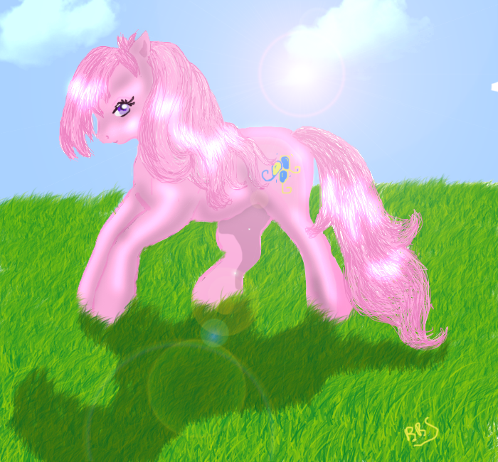 [Obrázek: 788633__safe_solo_pinkie+pie_looking+at+...lugger.png]