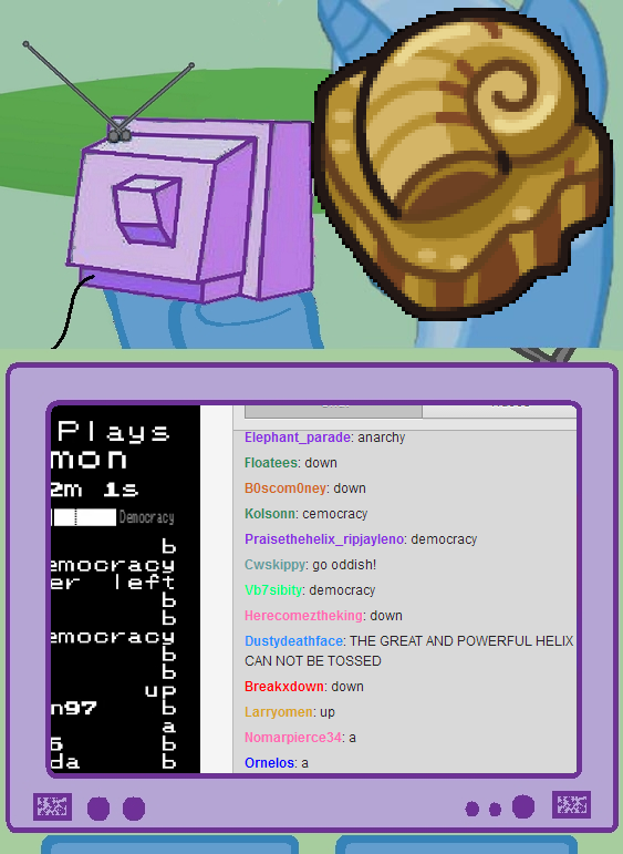 Pokemon helix fossil twitch