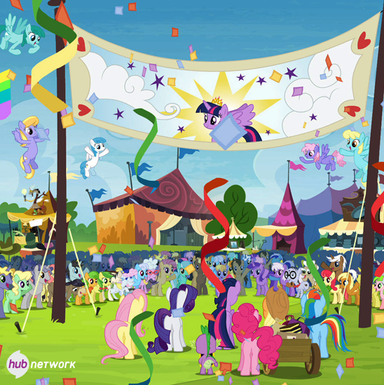 604119__safe_twilight+sparkle_rainbow+da