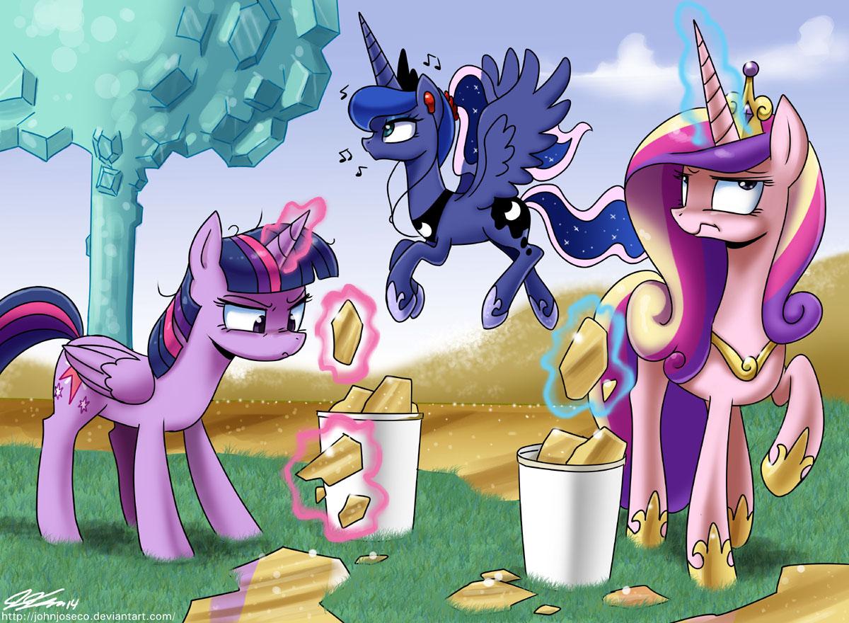 610670__safe_artist-colon-johnjoseco_princess+cadance_princess+luna_twilight+sparkle_alicorn_pony_gamer+luna_inspiration+manifestation_alicorn+triarchy_alterna.jpg