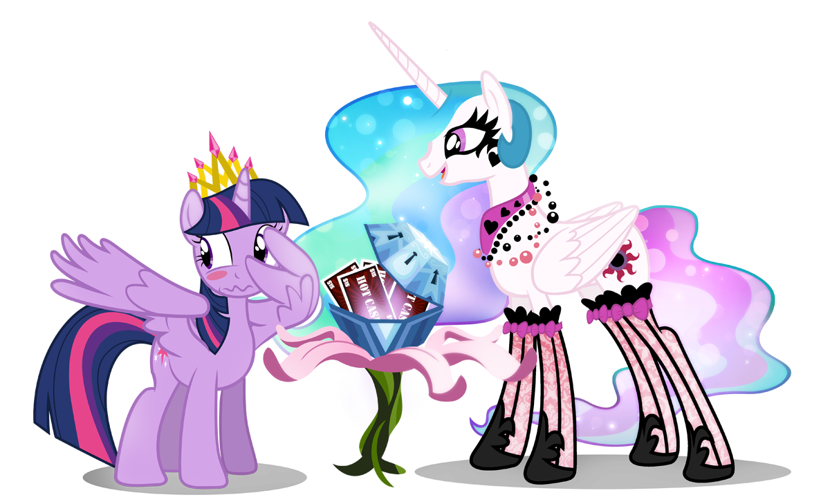 Discussion is celestia a cripple the writer 39 s group fimfiction - Princesse poney ...