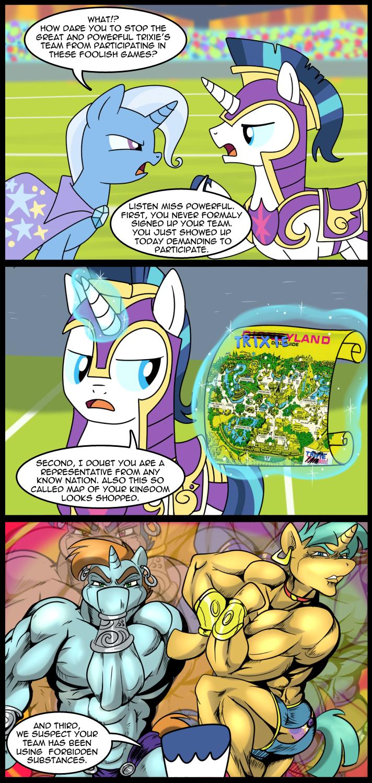 My Little Pony Lxxix Double Princess Now Canon Page 19
