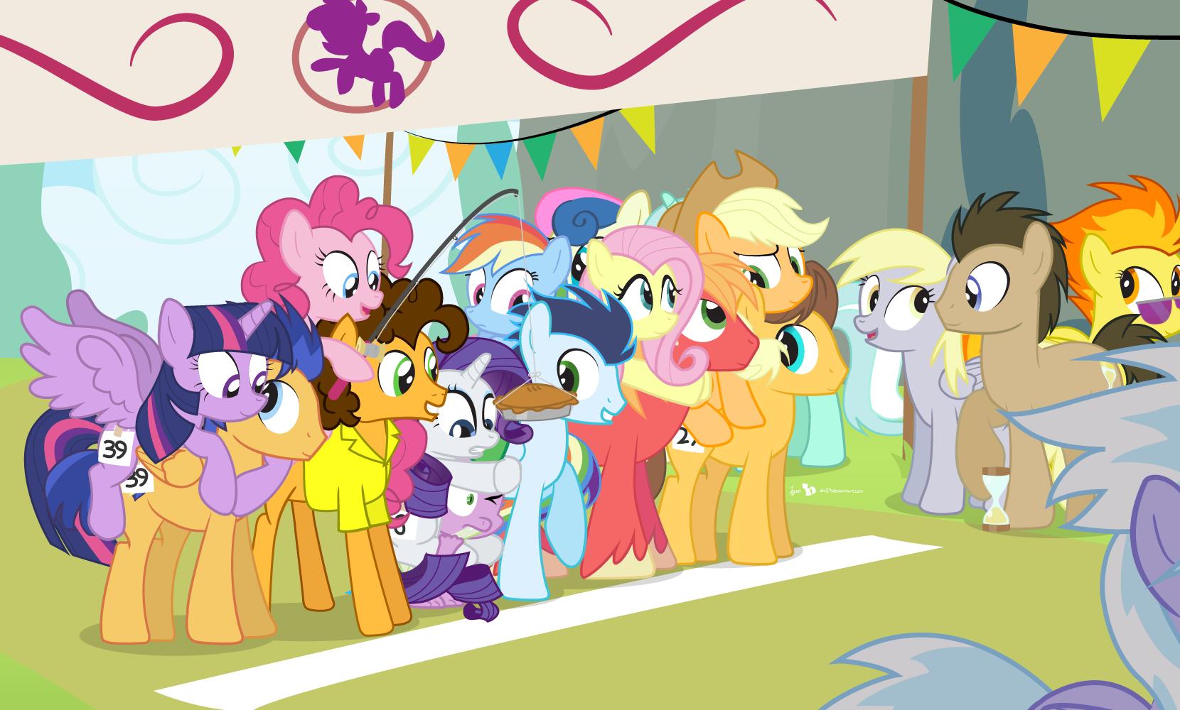Equestria Daily - Mlp Stuff Nanowrimo Pony Style List-8078