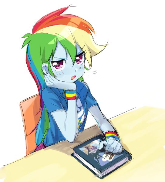 Rainbow Dash Appreciation Post - Fimfiction