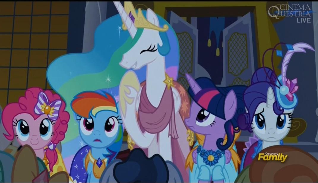 897163__safe_twilight+sparkle_rainbow+dash_pinkie+pie_rarity_princess+celestia_princess+twilight_screencap_spoiler-colon-s05e07_make+new+friends+but+keep+discord.jpg