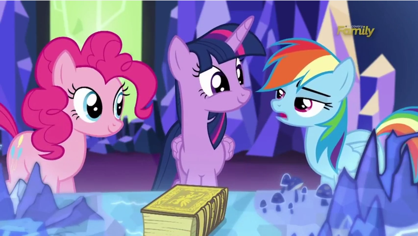901788__safe_twilight+sparkle_rainbow+dash_pinkie+pie_screencap_princess+twilight_book_the+lost+treasure+of+griffonstone_spoiler-colon-s05e08_map.png
