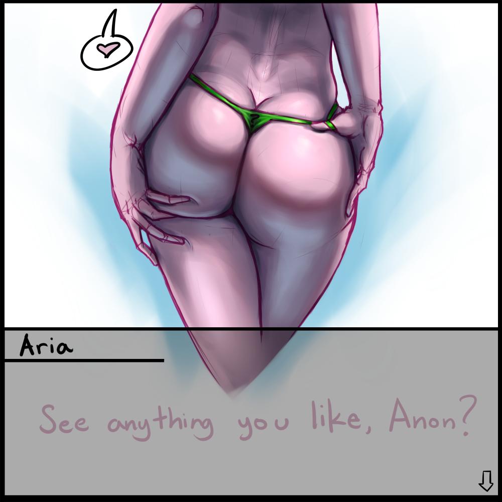 Aria Ass 97