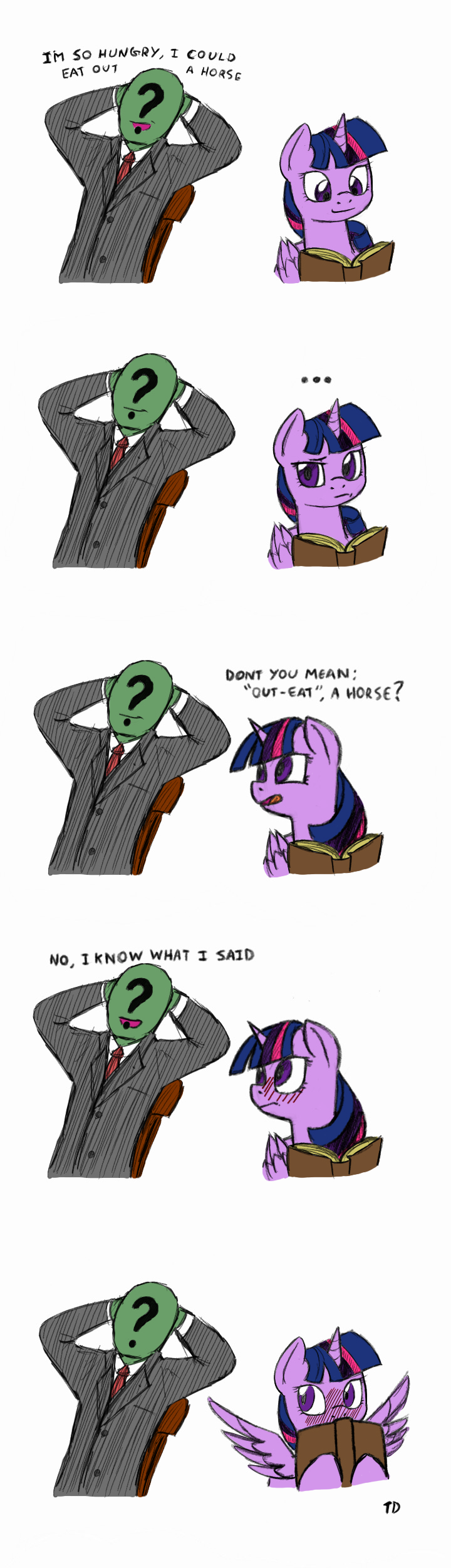 Anon Mlp Comic equestria daily - mlp stuff!: weird pony trends - the