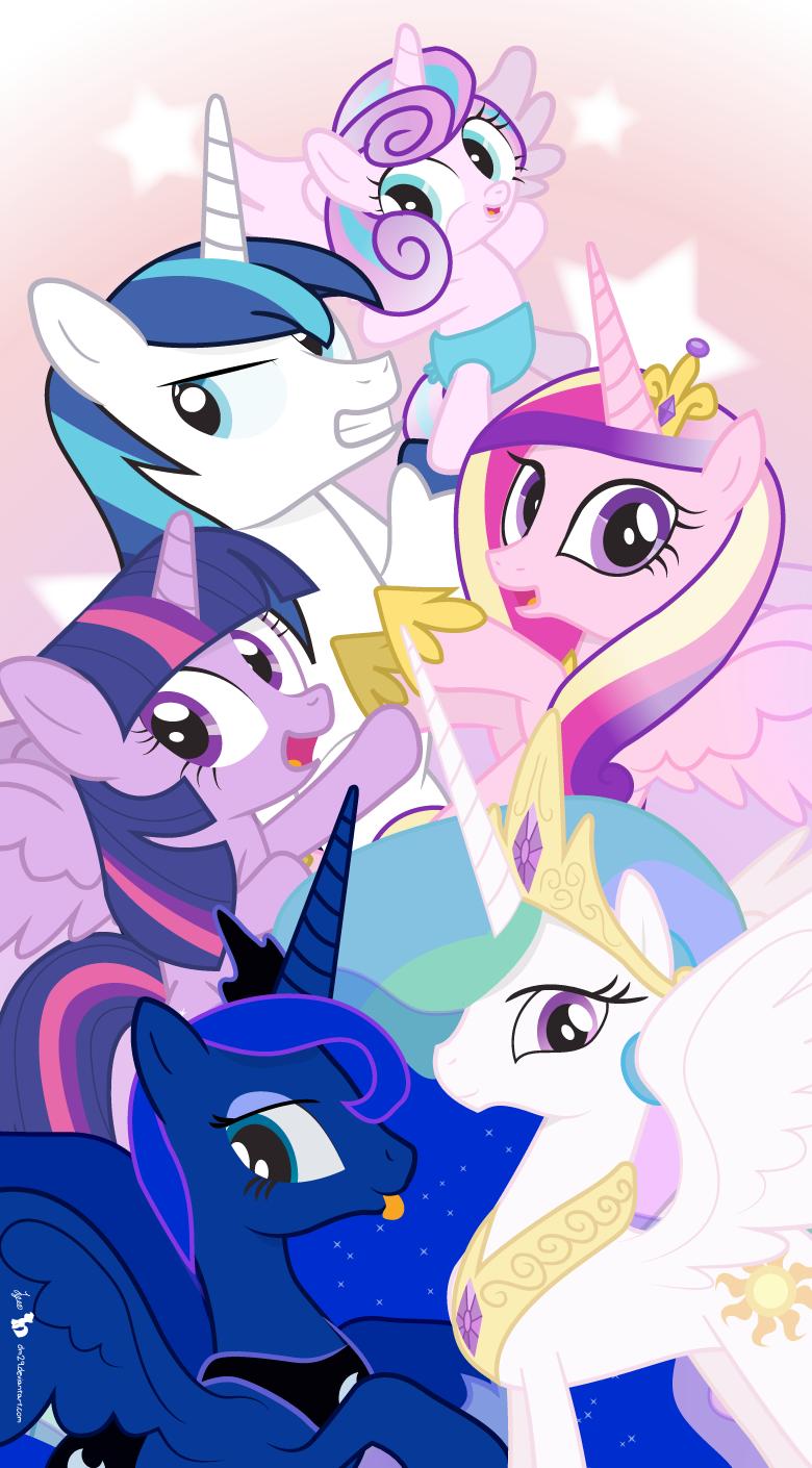 my little pony forgotten friendship kisscartoon