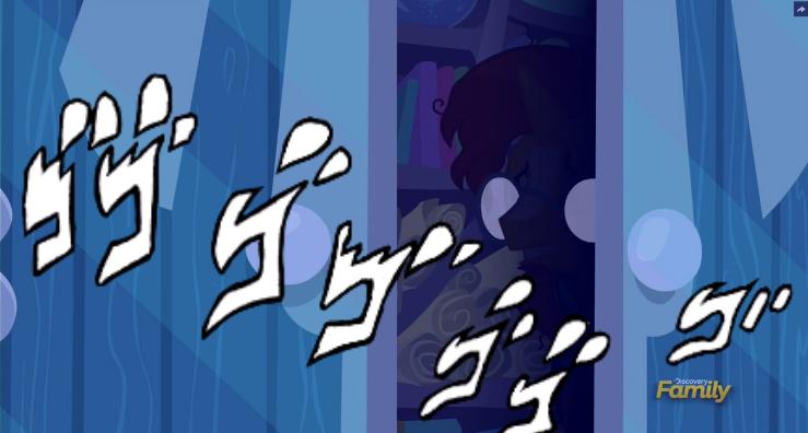 1117300 - ゴ ゴ ゴ, dio brando, discovery family logo, edit, image