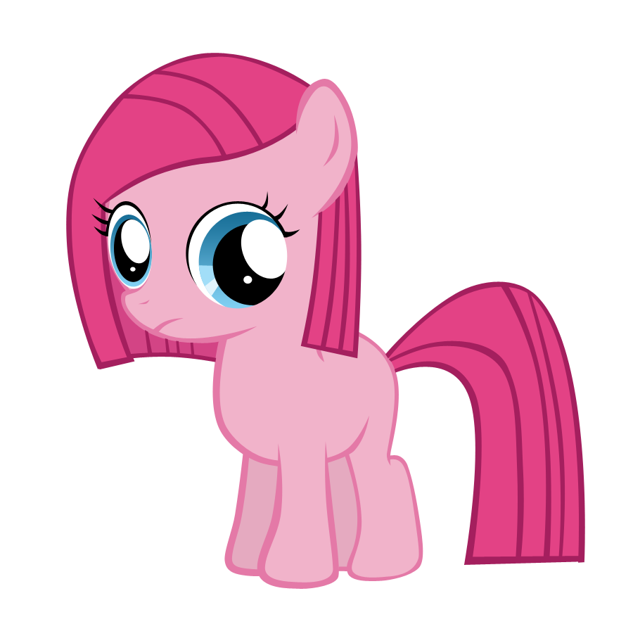my little pony friendship is magic pinkie pie filly