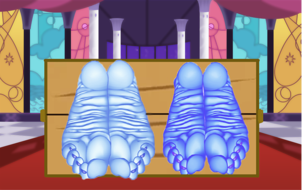1228473 - Anthro, Artist Needed, Barefoot, Edit, Feet, Foot Fetish, Princess Celestia -5405