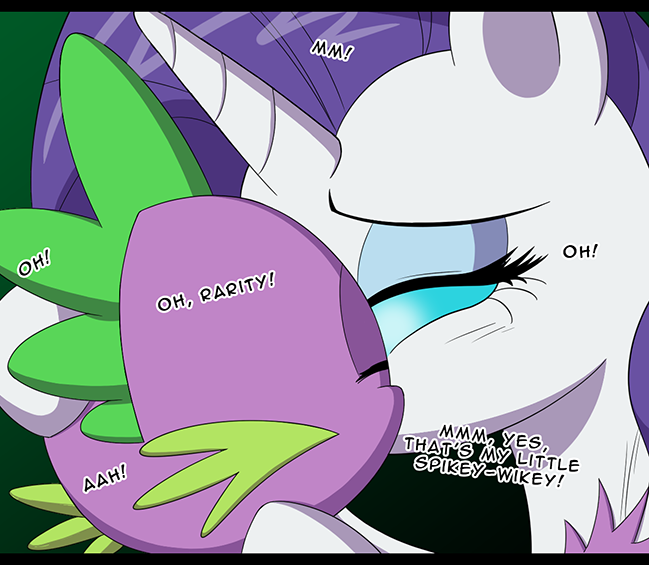 rarity and spike relationship questions