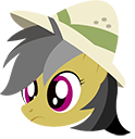 Daring Do Dakimakura - Attended a Derpibooru panel at a MLP convention