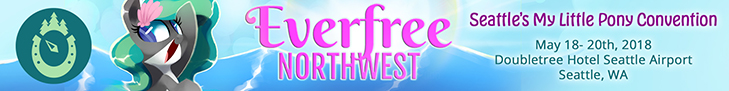 Everfree Northwest, May 18-20 in Seattle, WA