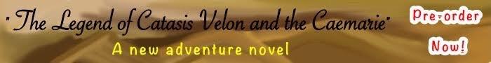 A new adventure novel!